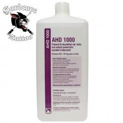 AHD 1000 - do dezynfekcji powierzchni i skóry