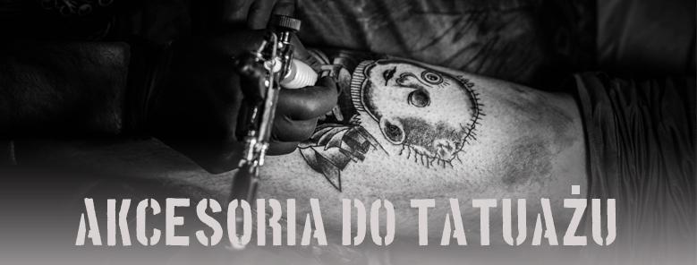 Akcesoria do tatuażu