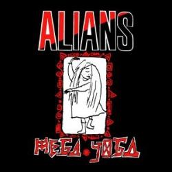 """Alians - Mega Yoga LP 12"""""""