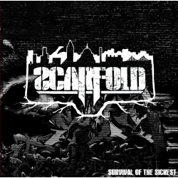 Scarfold - Survival of the Sickest CD