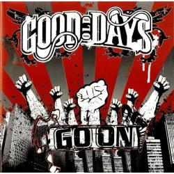 Good Old Days - Go On CD