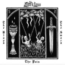 Lion's Law - The pain, the blood and the sword CD