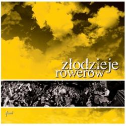 """Złodzieje Rowerów - Finał 2LP 12"""" (żółty) + DVD"""