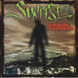 """Sunrise - Generation Of Sleepwalkers LP 12"""""""