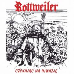 """Rottweiler - Czekając Na Inwazję LP 12"""""""
