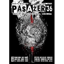 """""""Pasażer"""" nr 36 (fanzine)"""