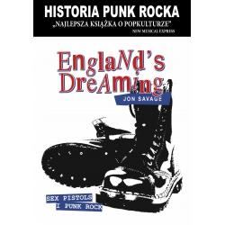 England's Dreaming. Historia punk rocka - Jon Savage