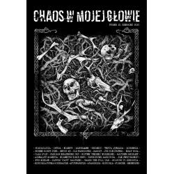 """""""Chaos w mojej głowie"""" nr 21, czerwiec 2020 (fanzine)"""