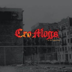 """Cro-Mags - In the beginning LP 12"""""""