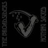 "The Broadsiders - Nothing Sacred EP 7"" (cyan blue)"