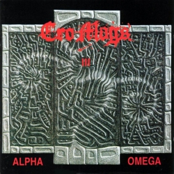 """Cro-Mags - Alpha Omega LP 12"""""""