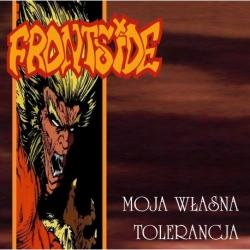 "Frontside - Moja Własna Tolerancja LP 12"""