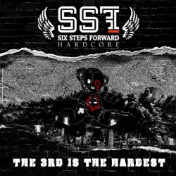 Six Steps Forward - The 3rd is the hardest CD