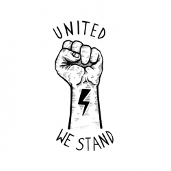 Dominik - wzór United We Stand