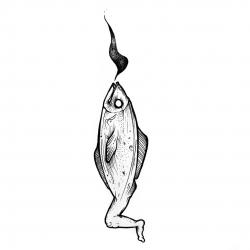 Dominik - wzór ryba