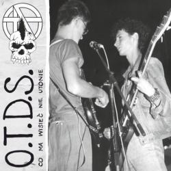 """O.T.D.S. - Co Ma Wisieć Nie Utonie LP 12"""""""