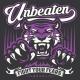 """Unbeaten - """"Fight Your Fears"""" - EP 12"""" czarny - PREORDER"""