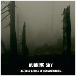 Burning Sky - Altered States Of Consciousness CD