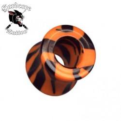 Tunel siodełkowy - tiger