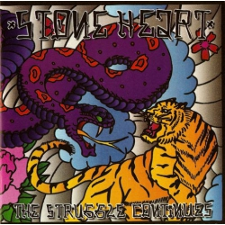 Stone Heart – The Struggle Continues CD