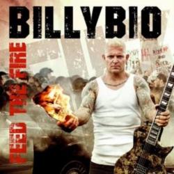 BillyBio - Feed the fire CD