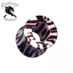 Tunel siodełkowy - zebra