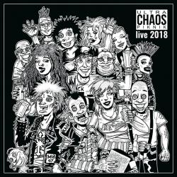 Ultra Chaos Piknik – Live 2018 CD
