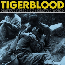 Tigerblood - Positive Force In A Negative World CD
