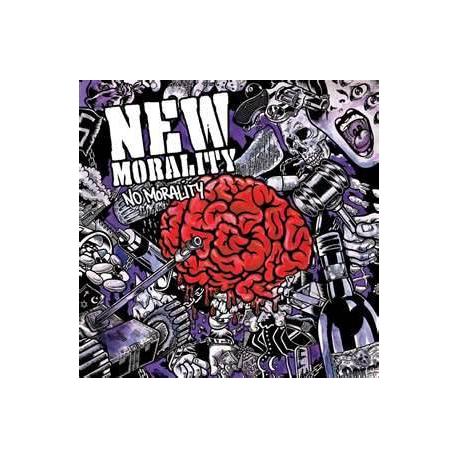 New Morality - No Morality CD