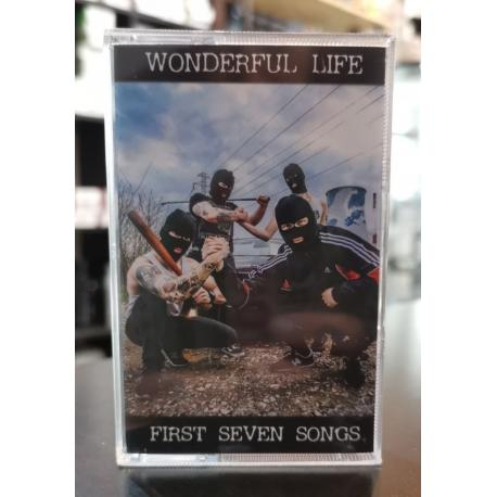 Wonderful Life - First Seven Songs MC
