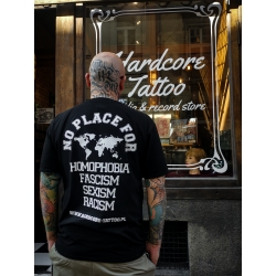 Koszulka Hardcore Tattoo No Place For