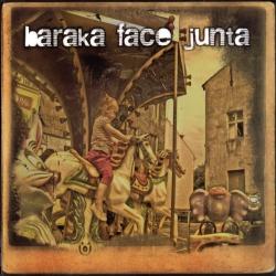 "Baraka Face Junta - S/T LP 12"""