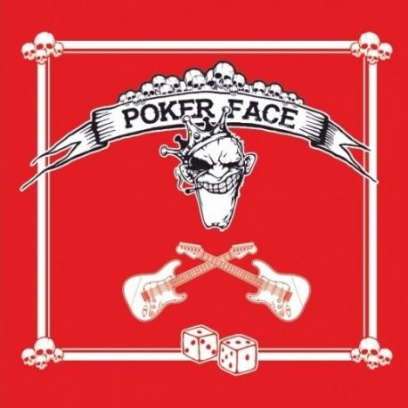 """Poker Face - S/T LP 12"""""""