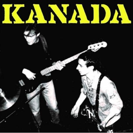 """Kanada - S/T LP 12"""""""
