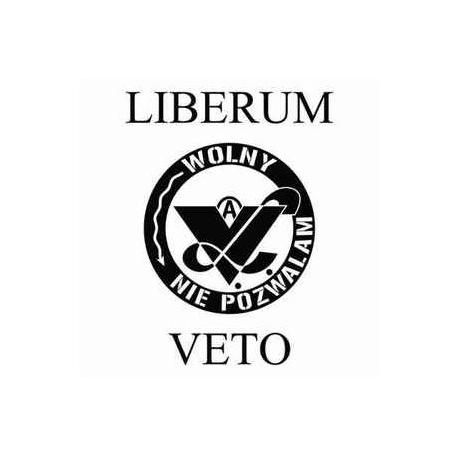 Liberum Veto - Wolny. Nie Pozwalam CD