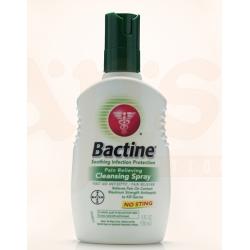 Spray odkażająco-znieczulający Bactine