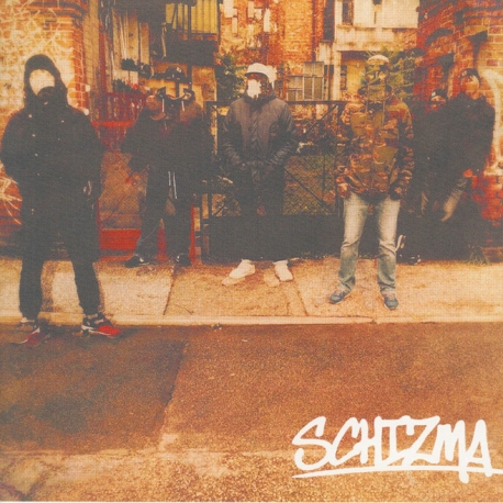 """Schizma - """"O Nas"""" CD"""