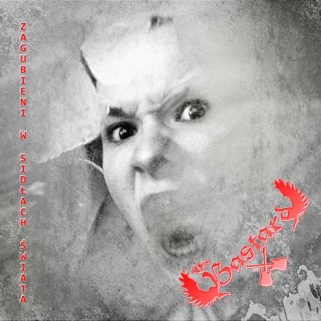 """The Bastard - """"Zagubieni w sidłach świata"""" CD"""