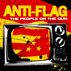 "Anti-flag ""The people or the gun"""