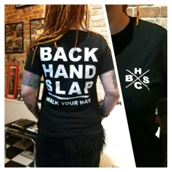 Koszulka Backhand Slap