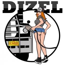 DIZEL - Get Rude