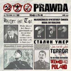 Prawda – Chaos In Poland (czarny)