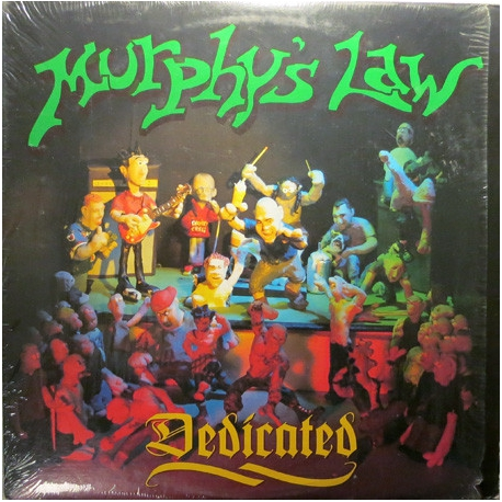 Murphy's Law  ‎– Dedicated