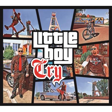 Little Boy - Cry LP (PREORDER)
