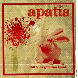 Apatia - 100% vegetarian band CD