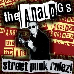 The Analogs - Street Punk Rulez (biały) LP