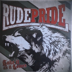 "Rude Pride - ""Take It As It Comes"" 12`"