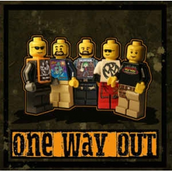 One Way Out CD