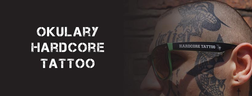 Okulary Hardcore Tattoo